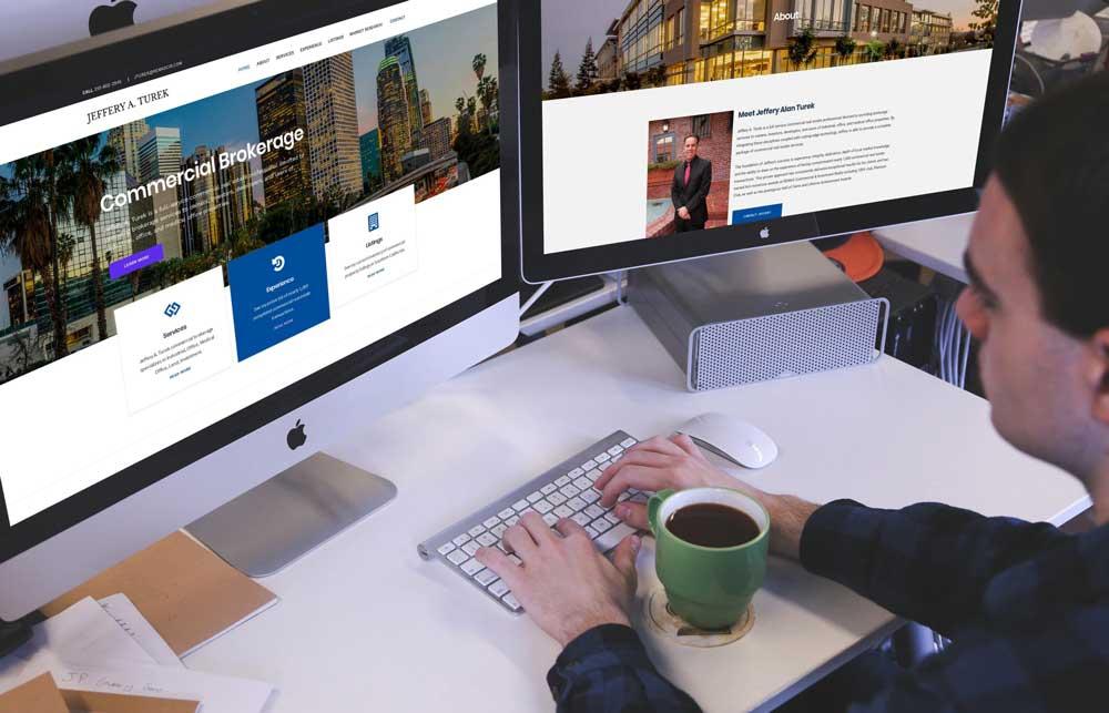 Website in Focus: Jeffery A. Turek